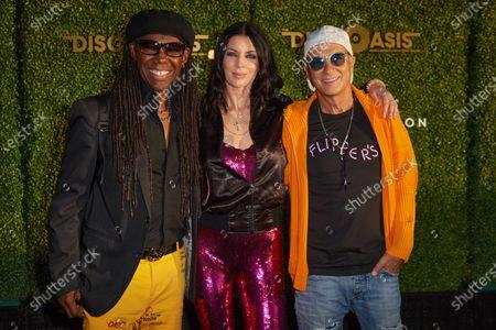 Editorial photo of The DiscOasis VIP Night, Los Angeles, California, USA - 21 Jul 2021