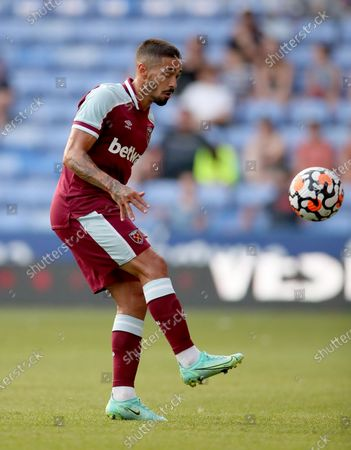 Manuel Lanzini of West Ham United