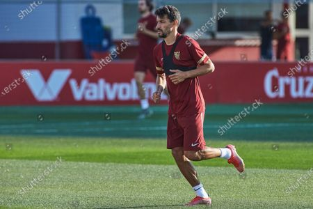 Editorial picture of Sevilla FC Training Session, Spain - 21 Jul 2021
