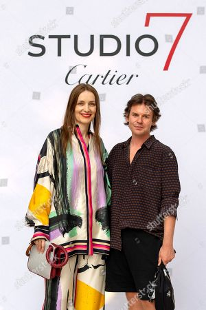 Editorial image of Studio 7 by Cartier at Saatchi Gallery, London, UK - 21 Jul 2021