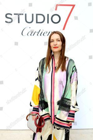 Editorial picture of Studio 7 by Cartier, Saatchi Gallery, London, UK - 21 Jul 2021
