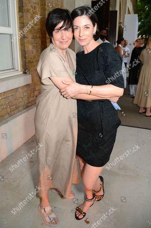 Stock Image of Sharleen Spiteri and Mary McCartney