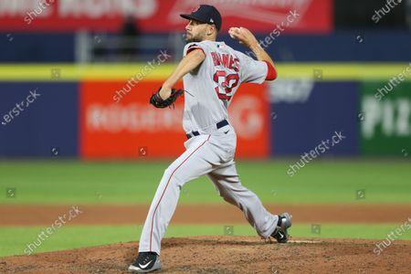 Editorial image of Red Sox Blue Jays Baseball, Buffalo, United States - 21 Jul 2021