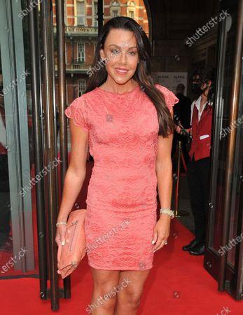 Stock Picture of Michelle Heaton