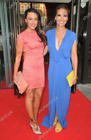 Michelle Heaton and Jessica Taylor (nee Taylor)
