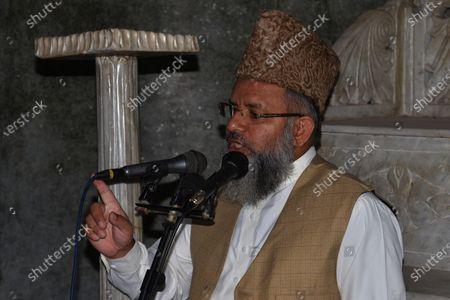 Editorial picture of Devotees attend Eid al-Adha at Jamia Naeemia Mosque, Lahore, Punjab, Pakistan - 21 Jul 2021