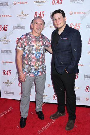 Editorial photo of '6:45' film premiere, New York, USA - 21 Jul 2021