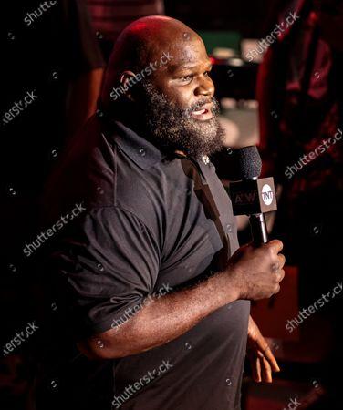 Editorial photo of All Elite Wrestling (AEW) Dark Elevation, HEB Center, Cedar Park, USA - 14 Jul 2021