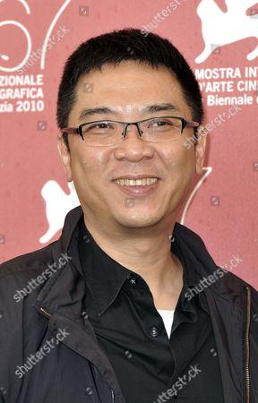 Juror Stanley Kwan