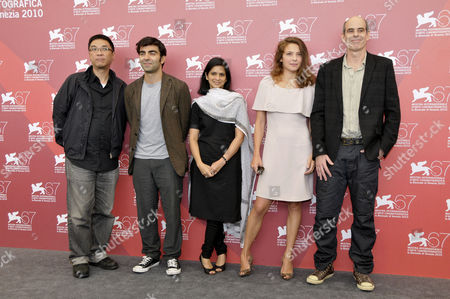 Jurors:  Stanley Kwan, Fatih Akin, Nina Lath Gupta, Jasmine Trinca, Samuel Maoz