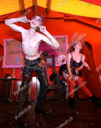 Doktor Haze and The Circus of Horrors Freak Show  - Gary Stretch