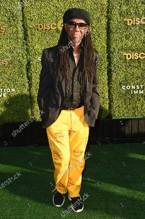 Editorial image of The DiscOasis VIP Event, Los Angeles, United States - 21 Jul 2021
