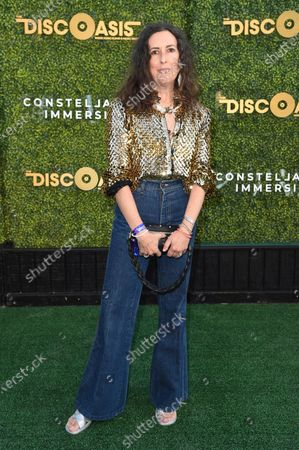 Editorial photo of The DiscOasis VIP Event, Los Angeles, United States - 21 Jul 2021