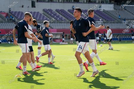 Mexico Vs France Olympics / Below, we preview the mexico vs.