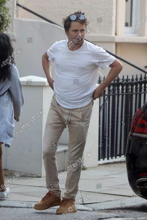Stock Image of Exclusive - Matt Bellamy