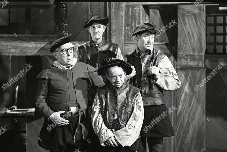 The English plot the fightback agaibnst the Spanish Armada, featuring Johnny Vyvyan, and cast