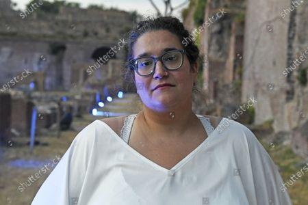 Editorial picture of 20th International Literature Festival, Rome, Italy - 22 Jul 2021