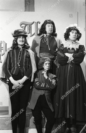 The Puritans, including Johnny Vyvyan