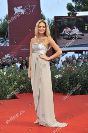 Editorial image of 'Detective Dee and the Mystery of the Phantom Flame' film premiere, 67th Venice International Film Festival, Venice, Italy - 05 Sep 2010