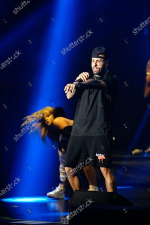 Stock Photo of Nicky Jam