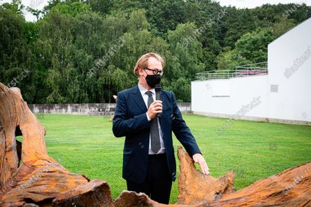 Editorial image of Pequi tree exhibition by Ai Weiwei in Porto, Portugal - 22 Jul 2021