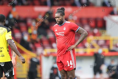 Editorial picture of Aberdeen v BK Hacken, Europa Conference League - 22 Jul 2021