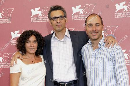 Guest with John Turturro, Marco Pontecorvo