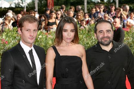 Nicolas Duvauchelle, Elodie Bouchez, Antony Cordier