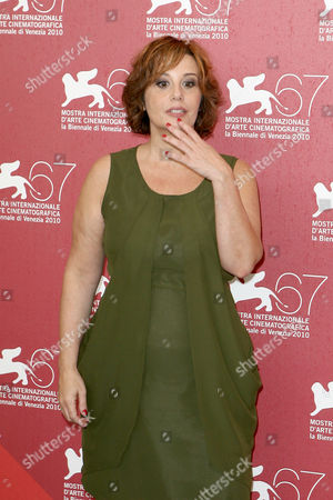 Editorial photo of 'I Baci Mai Dati' Film Photocall, 67th Venice International Film Festival, Venice, Italy - 03 Sep 2010