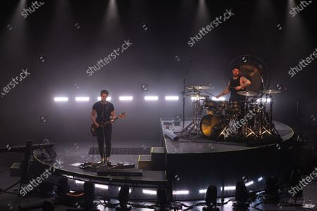 Royal Blood - Mike Kerr and Ben Thatcher