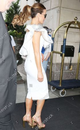 Editorial picture of Kate Beckinsale out and about, New York, USA - 22 Jul 2021
