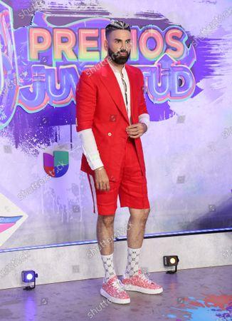 Editorial image of Premios Juventud 2021, Miami, Florida, United States - 22 Jul 2021