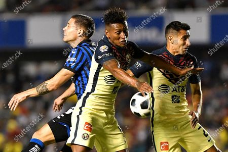 Editorial photo of Queretaro vs. Club America, Mexico - 22 Jul 2021