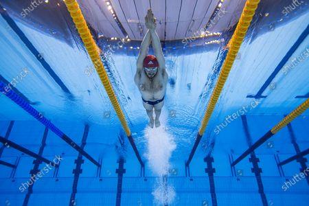 Editorial image of Olympic Games 2020 Swimming, Tokyo, Japan - 23 Jul 2021
