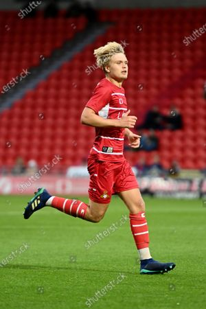 Stock Image of Matt Smith of Doncaster Rovers.