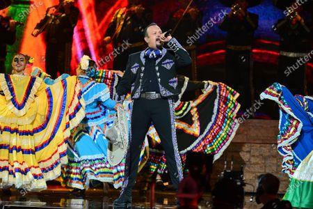 Editorial image of Premios Juventud 2021, Show, Coral Gables, Florida, USA - 22 Jul 2021