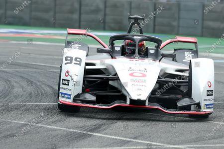 Editorial picture of Formula E World Championship, London ePrix, UK - 24 Jul 2021