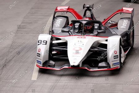 Editorial photo of Formula E World Championship, London ePrix, UK - 25 Jul 2021