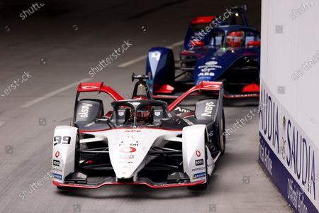 Editorial image of Formula E World Championship, London ePrix, UK - 25 Jul 2021