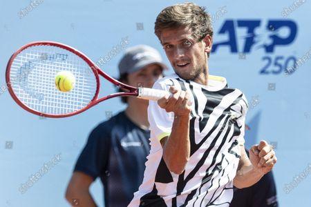 Editorial image of Swiss Open tennis tournament in Gstaad, Switzerland - 23 Jul 2021