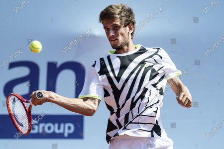 Editorial picture of Swiss Open tennis tournament in Gstaad, Switzerland - 23 Jul 2021