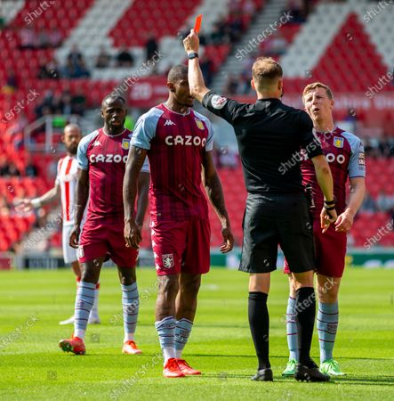 Editorial picture of Stoke City v Aston Villa, Pre-season Friendly, Football, bet365 Stadium, Stoke On Trent, UK - 24 July 2021