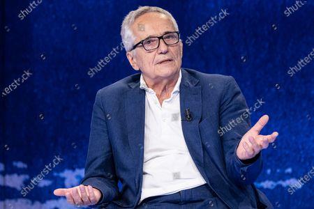 Editorial photo of 'In Onda' TV Show, Rome, Italy - 22 Jul 2021