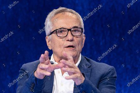 Editorial image of 'In Onda' TV Show, Rome, Italy - 22 Jul 2021