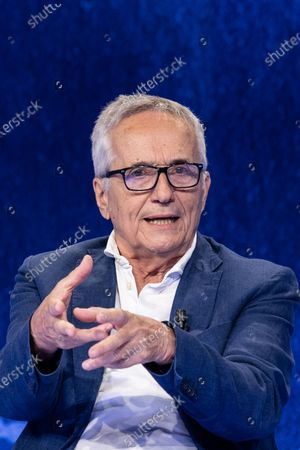 Editorial picture of 'In Onda' TV Show, Rome, Italy - 22 Jul 2021