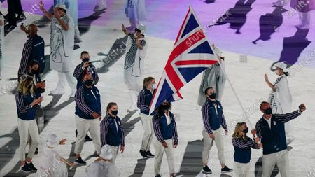 Editorial image of Olympics Opening Ceremony, Tokyo, Japan - 23 Jul 2021