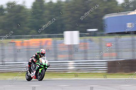 Editorial photo of World Superbike 2021: Assen, TT Circuit Assen, Netherlands - 23 Jul 2021