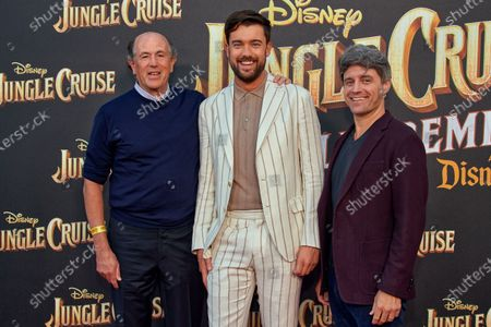 Editorial image of 'Jungle Cruise' film premiere, Disneyland, Anaheim, California, USA - 24 Jul 2021