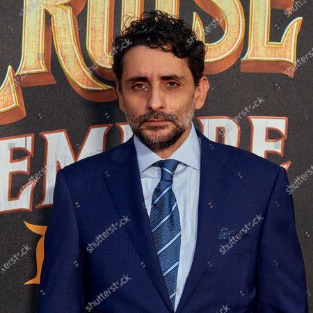 Editorial photo of 'Jungle Cruise' film premiere, Disneyland, Anaheim, California, USA - 24 Jul 2021