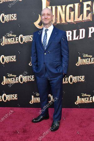 Editorial picture of 'Jungle Cruise' film premiere, Disneyland, Anaheim, California, USA - 24 Jul 2021